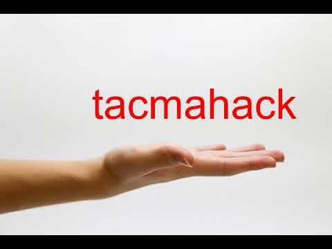 tacmahack