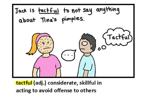tactful