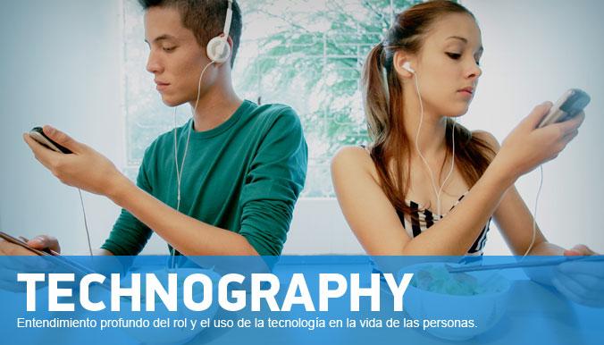 technography
