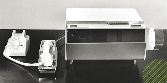 telecopier