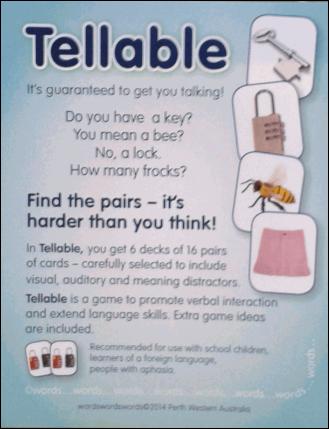 tellable