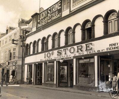 ten-cent store