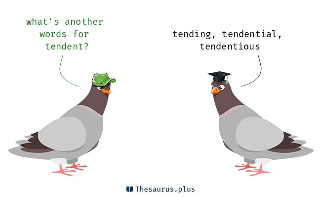 tendential