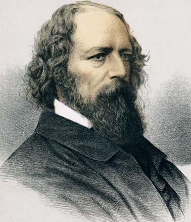tennyson, alfred, lord