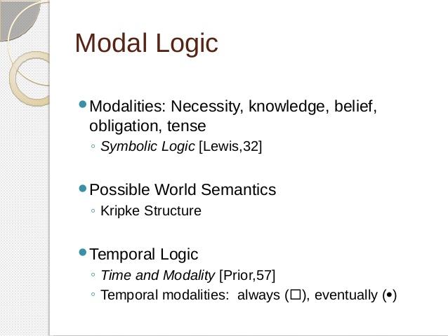 tense logic