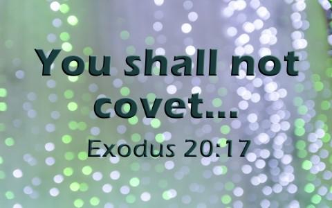 tenth commandment