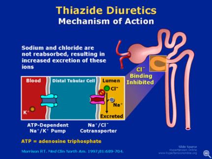 thiazide