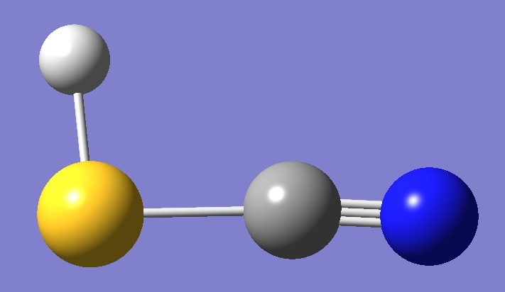 thiocyanic acid