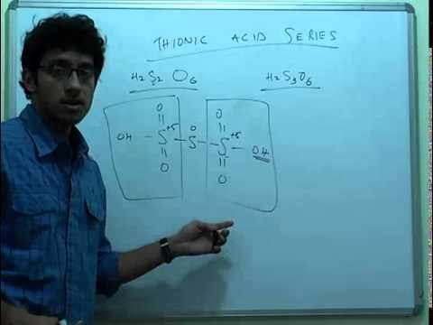 thionic acid