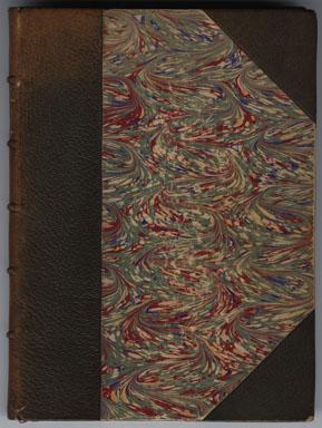 three-quarter binding