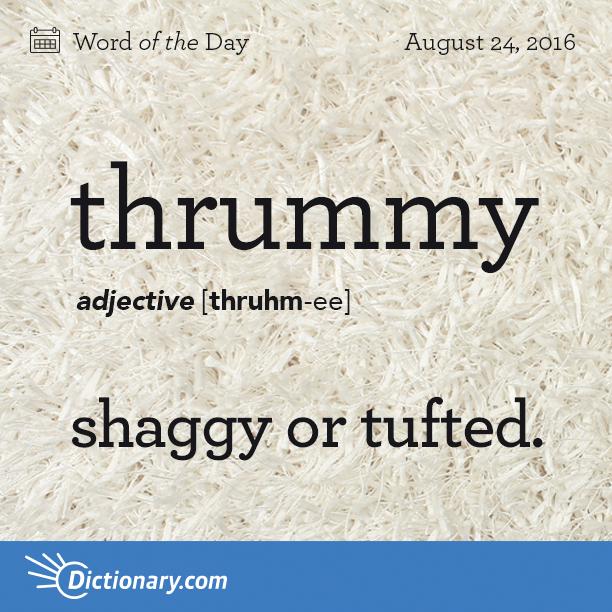 thrummy