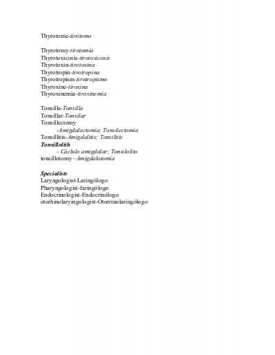 thyroptosis