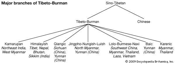 tibeto-burman