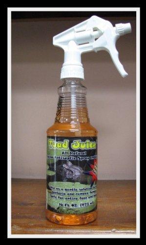 toad juice