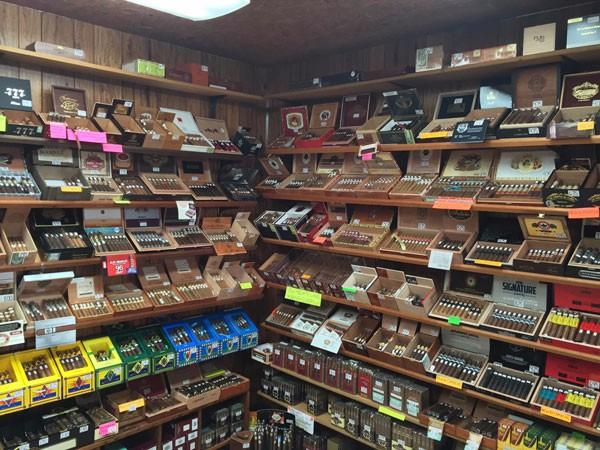 tobacconist