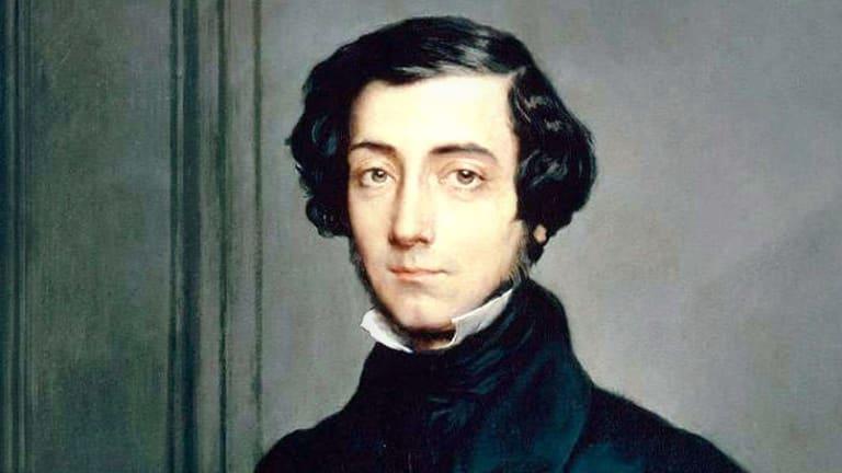 tocqueville, alexis de