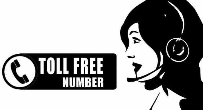 toll-free