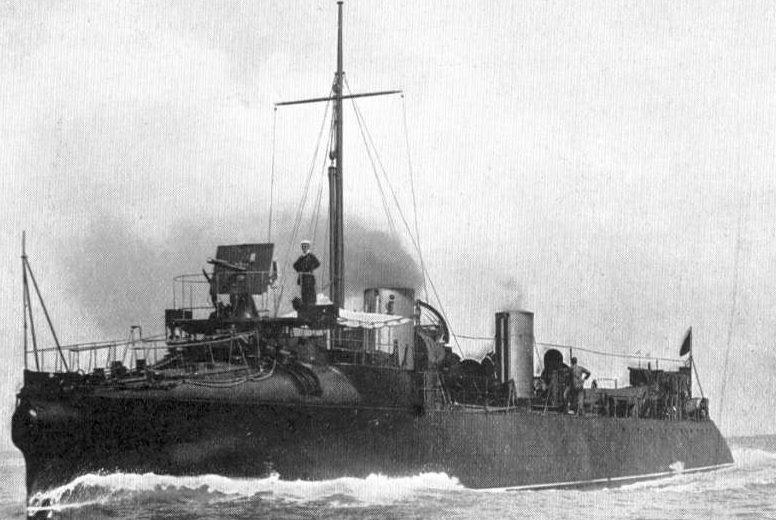 torpedo-boat destroyer