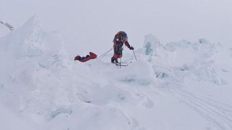 tough sledding