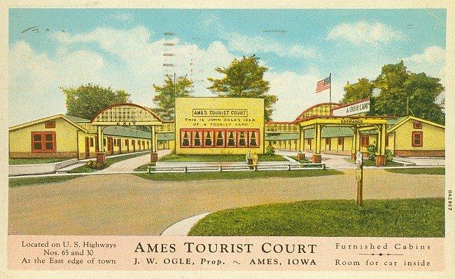 tourist court