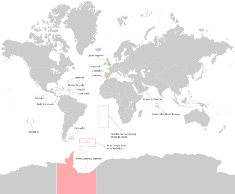 uk overseas territory