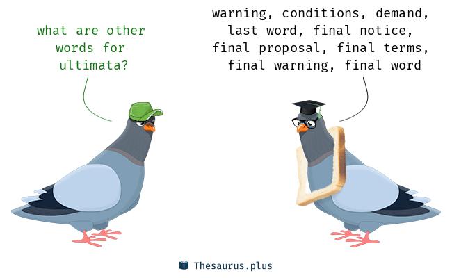 ultimata