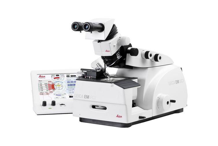 ultramicrotome