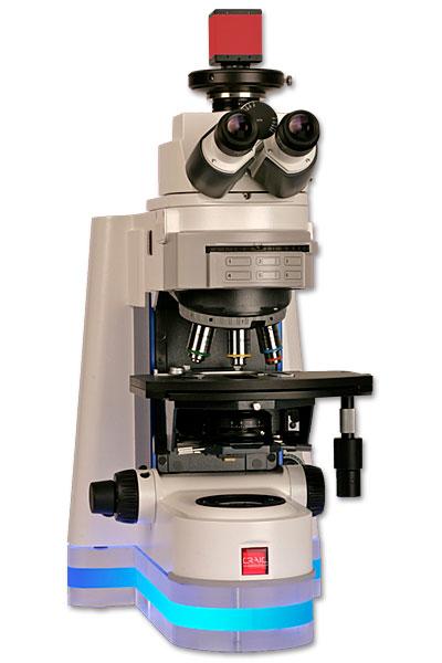 ultraviolet microscope