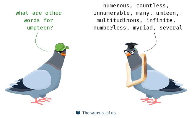 umpteen