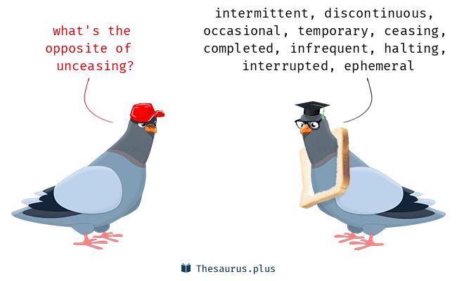 unceased