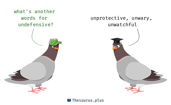 undefensive