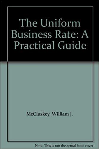 uniform business rate