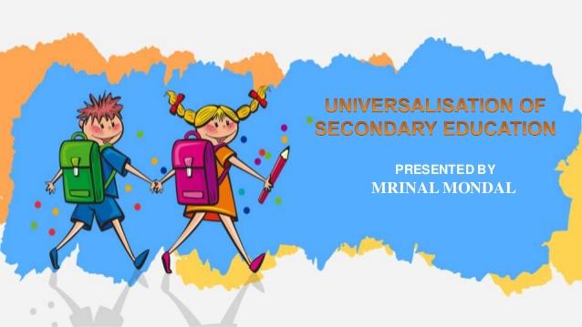 universalization