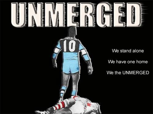 unmerged