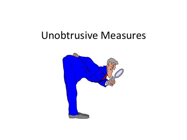 unobtrusive