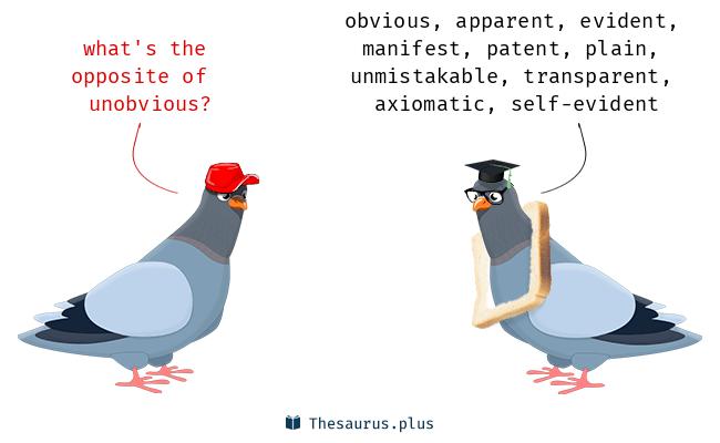 unobvious