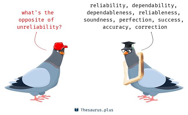 unreliability