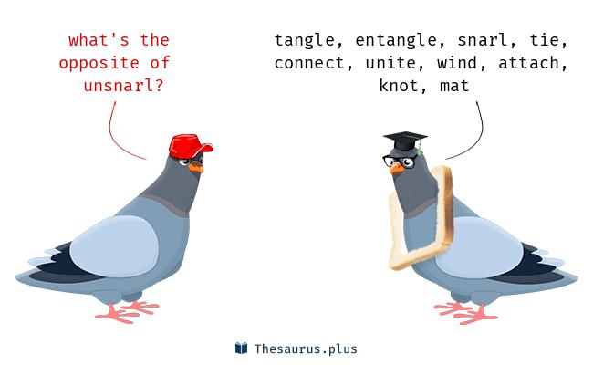 unsnarl