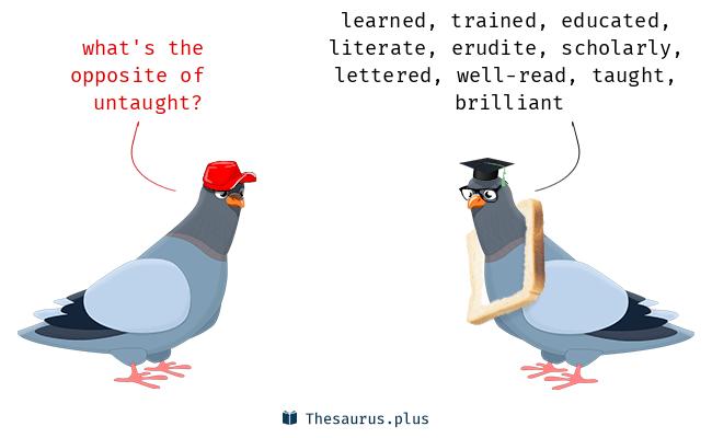 untaught