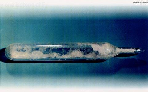 uranium hexafluoride
