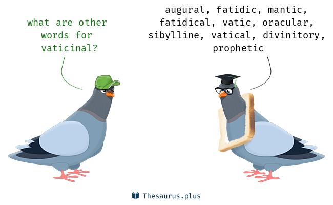 vaticinal