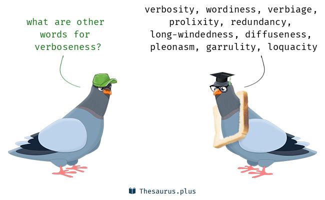 verboseness