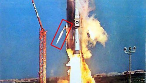vernier rocket