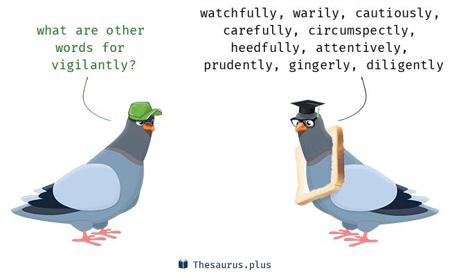 vigilantly