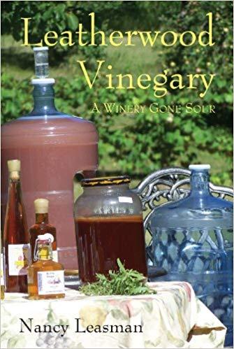 vinegary