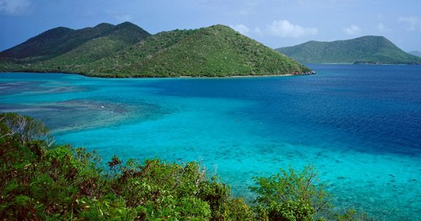 virgin islands national park