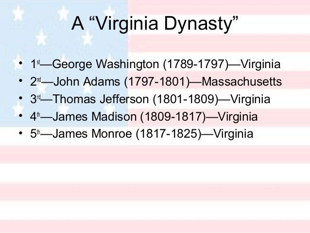 virginia dynasty