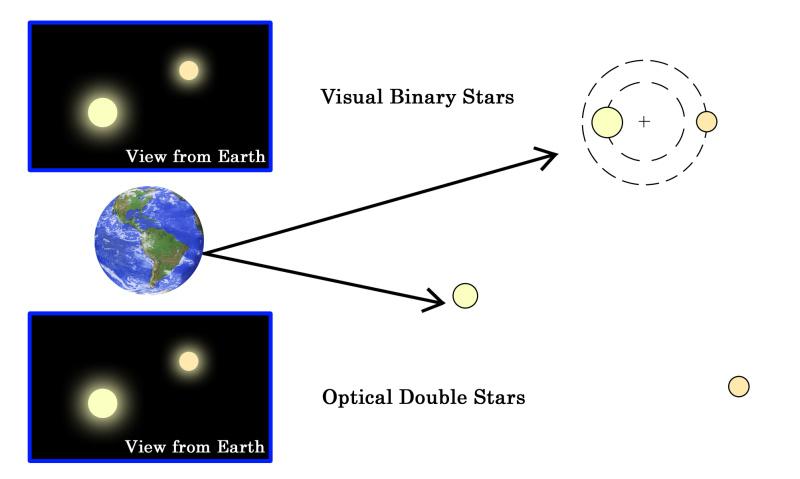 visual binary