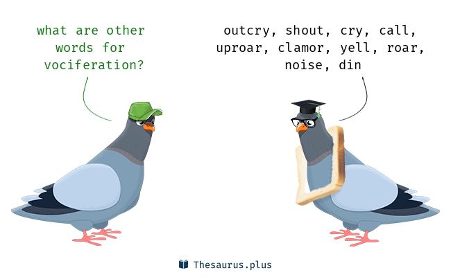 vociferation