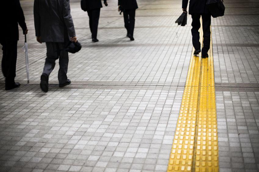 walking line